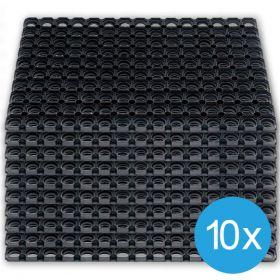 Gummi-Wabenmatte 40x60 cm