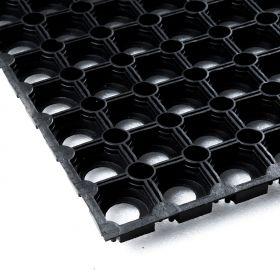 Gummi-Ringmatte 60 x 80 cm