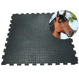 Stallmatte - Puzzlesystem - 100x100 cm - 16mm